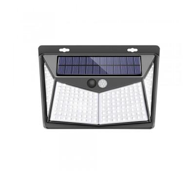208 LED солнечный фонарь с датчиком движения водозащищенный