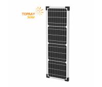 20 Вт TPS105S-20W 12В моно фотоэлектрический модуль
