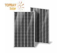 430 Вт, HALF-CELL TopRay Solar Моно фотоэлектрический модуль