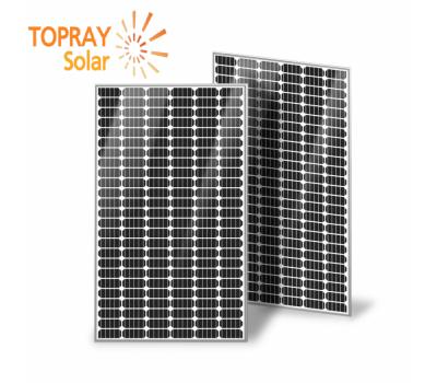 Солнечный модуль 430 Вт, TPSh-M6M144SH1W-430W Моно HALF-CELL, TopRay Solar