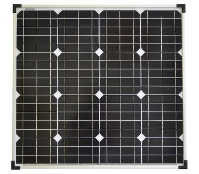 40 Вт TPS105S-40W 12В моно фотоэлектрический модуль, TopRay Solar, Солнечные панели
