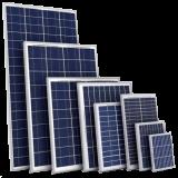 Солнечные фотоэлектрические модули (панели)