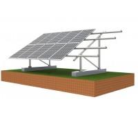 GM1 Комплект для монтажа 10 модулей на земле или крыше