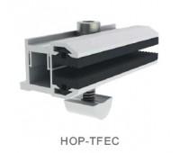 TFEC зажим концевой для стекла