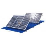 Комплект для монтажа 9 модулей с регулируемым углом наклона