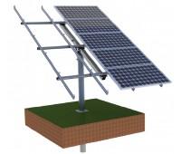 PM-06 Комплект для монтажа 6 солнечных модулей на опоре