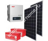 2кВА 6 кВт*ч Резерв с СБ для дачи c PV20-2024PK