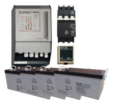 Система для резервного электроснабжения HP Compact 6-8 кВА