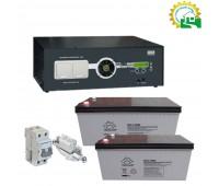 3 кВт Система резервного электроснабжения на базе МАП SIN Pro