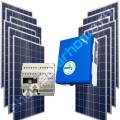 Сетевая ФЭС 2,3 кВт + WATTRouter