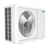 Тепловые насосы для водяного отопления дома из воздуха