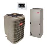Геотермальные тепловые насосы для воздушного отопления