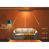 Потолочное инфракрасное отопление Зебра