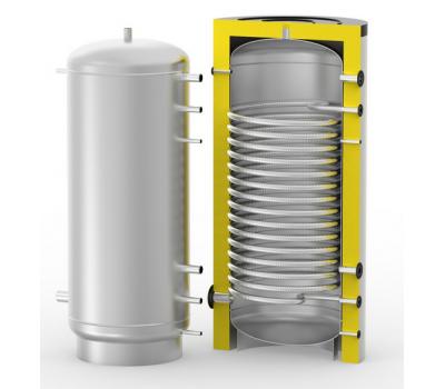 Буферная емкость увеличенной мощности, 1 теплообменник, HFWT 300