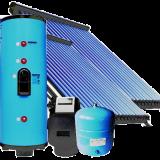 Комплекты систем солнечного горячего водоснабжения