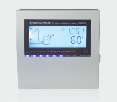 SR 868C9Q Тепловой контроллер для солнечных систем